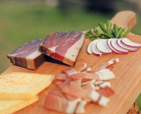 Essen und Trinken in Südtirol